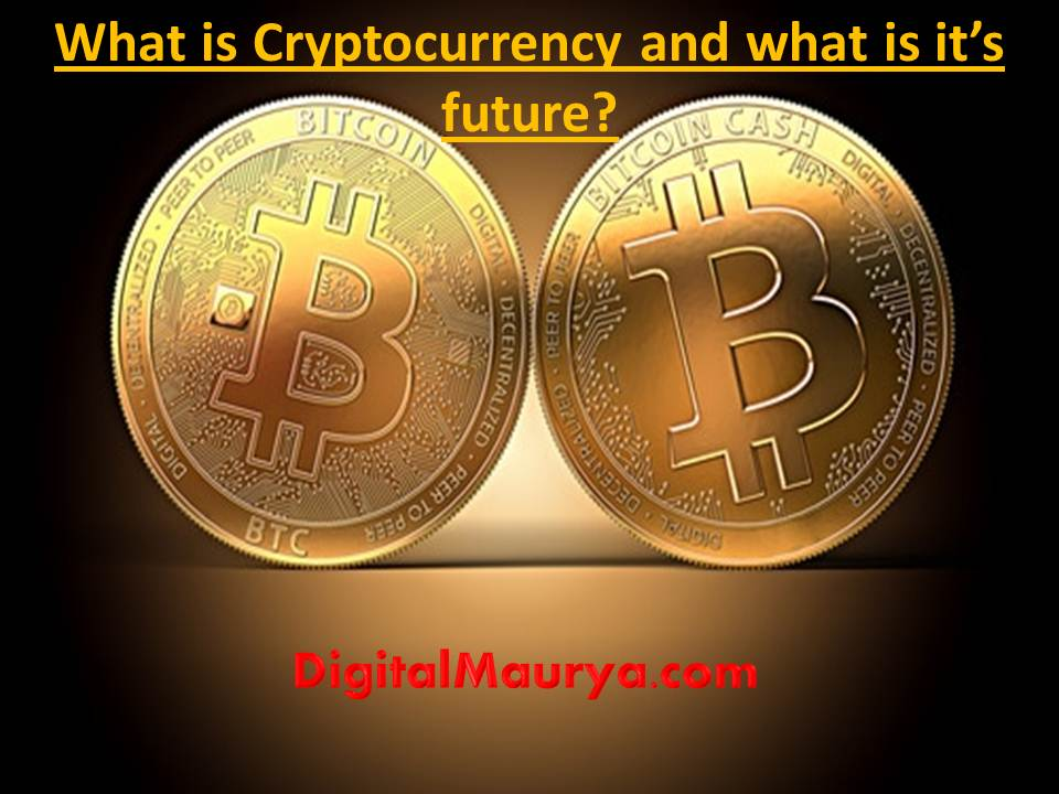 What is Crypto currency and what is it's future?