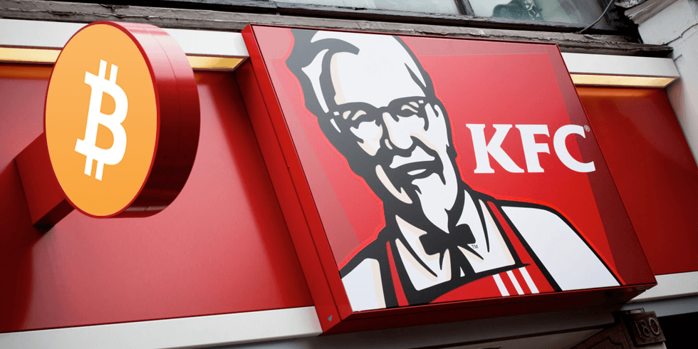 Kentucky Fried Chicken (KFC) Canada Launches 'Bitcoin Bucket'