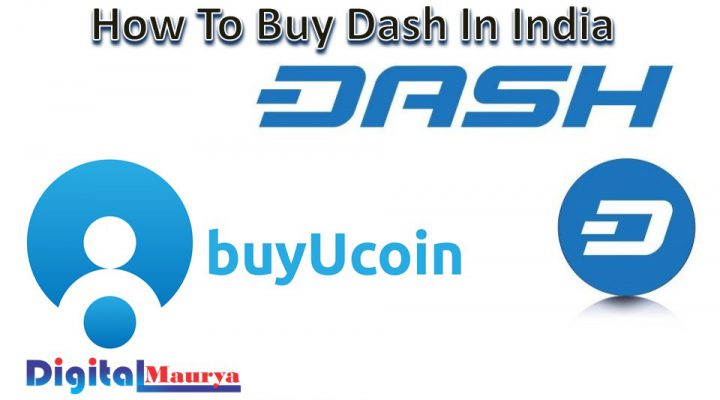 How To Buy Dash In India