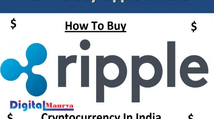 How To Buy Ripple In India? Four Platforms Where You Can Buy XRP In INR
