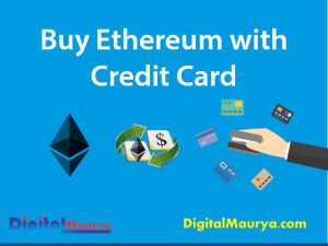 How To Instantly Buy Ethereum With A Credit card