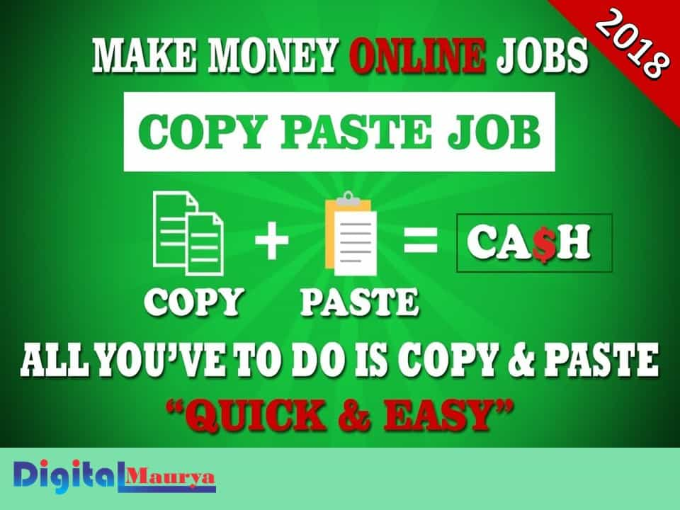 Easy Work From Home Without Investment