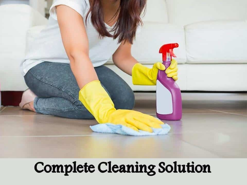Complete Cleaning Solution