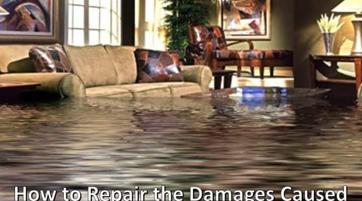 How to Repair the Damages Caused By Water in Tamarac FL