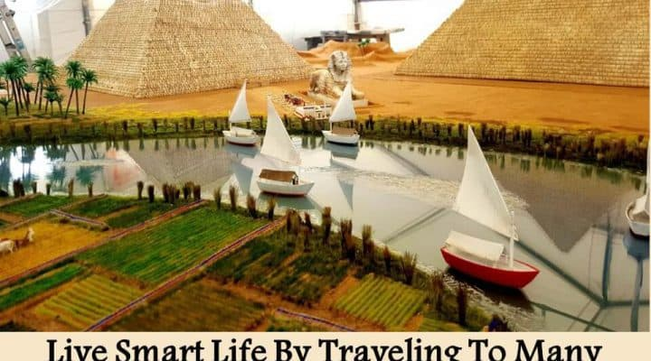 Live Smart Life By Traveling To Many Countries