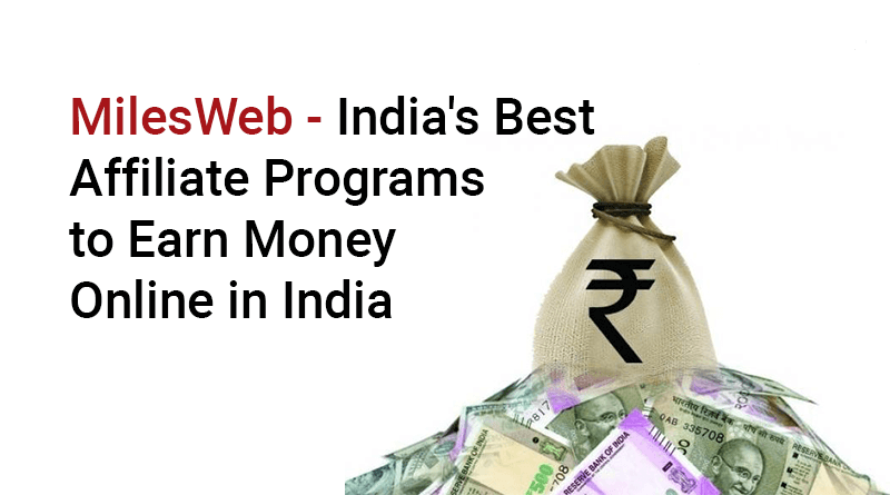 Best Affiliate Programs to Earn Money Online in India