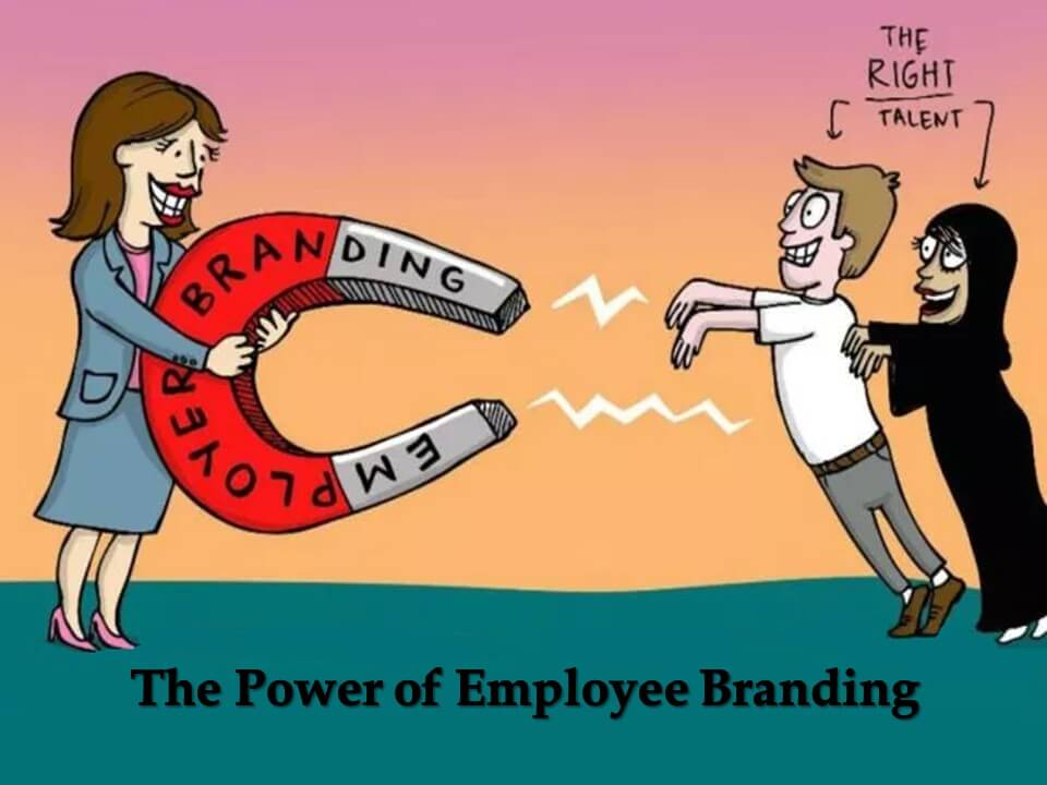 The Power of Employee Branding