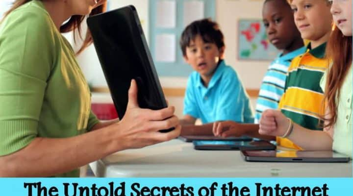 The Untold Secrets of the Internet Over Education