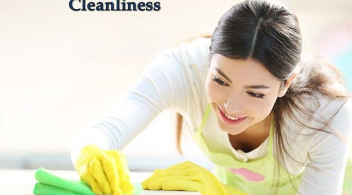 Take Responsibility of Cleanliness