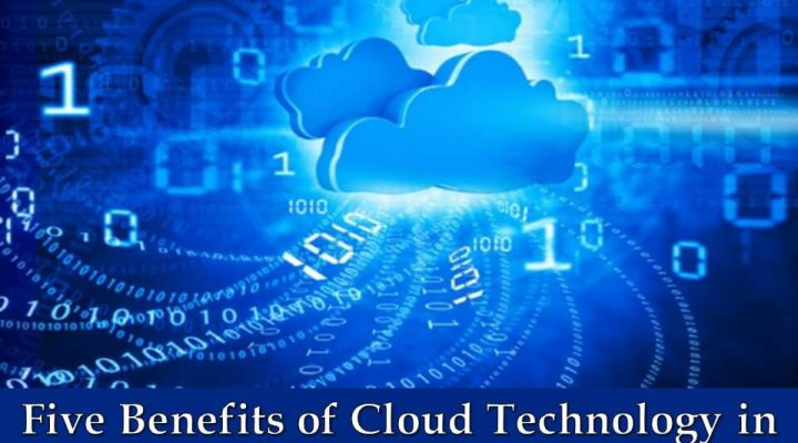 Five Benefits of Cloud Technology in the Field Service Industry