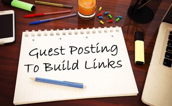 Guest Blogging Is Key to Building Your Business