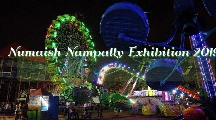 Hyderabad Numaish Nampally Exhibition