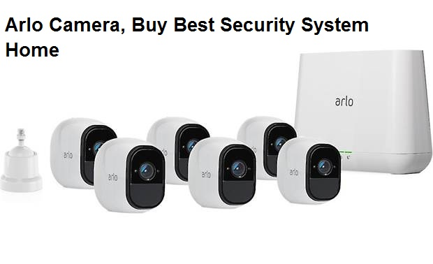 Arlo Camera, Buy Best Security System Home
