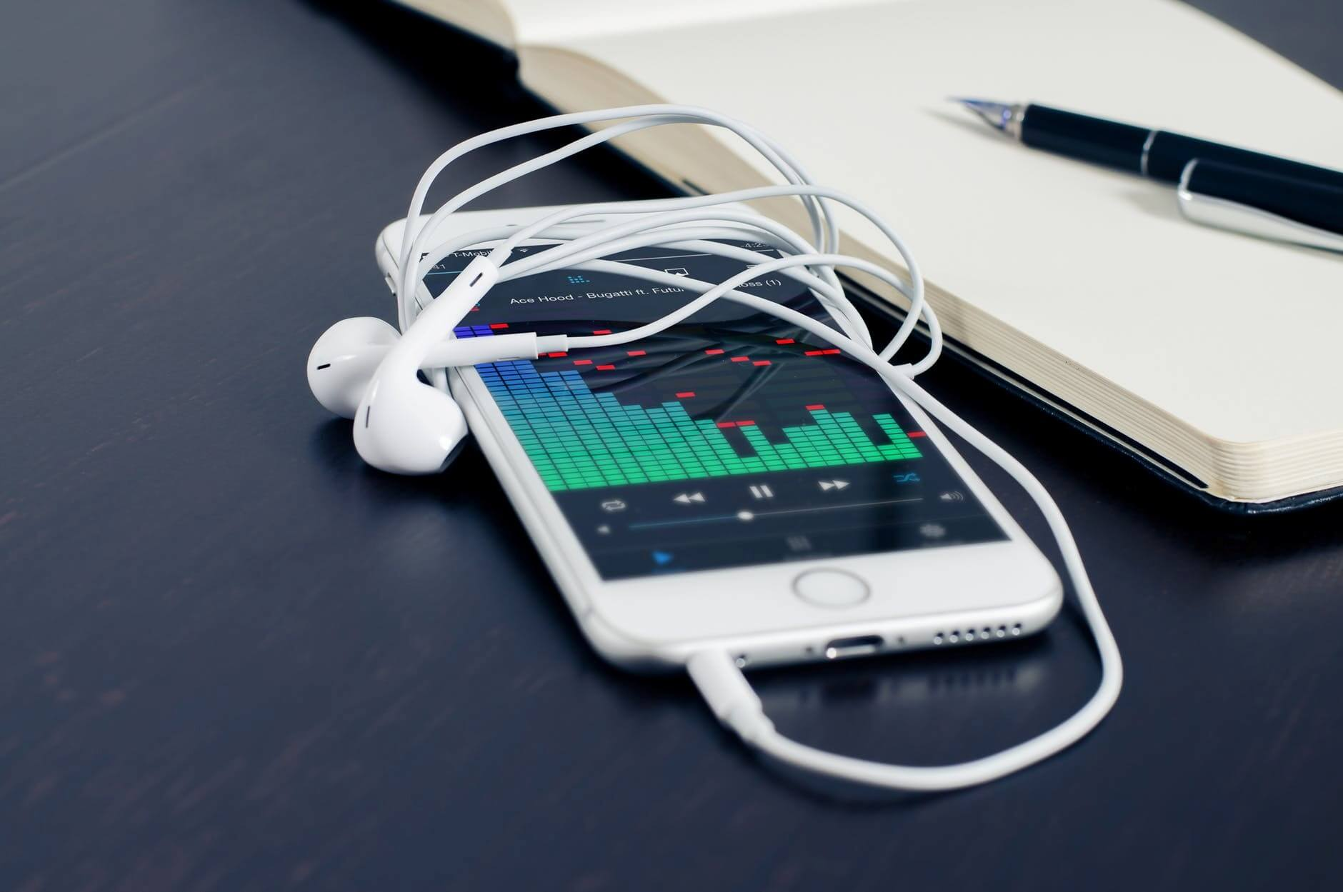 Ease of charging and Listening music