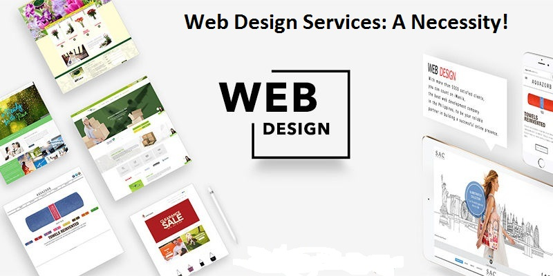 Web Design Services A Necessity