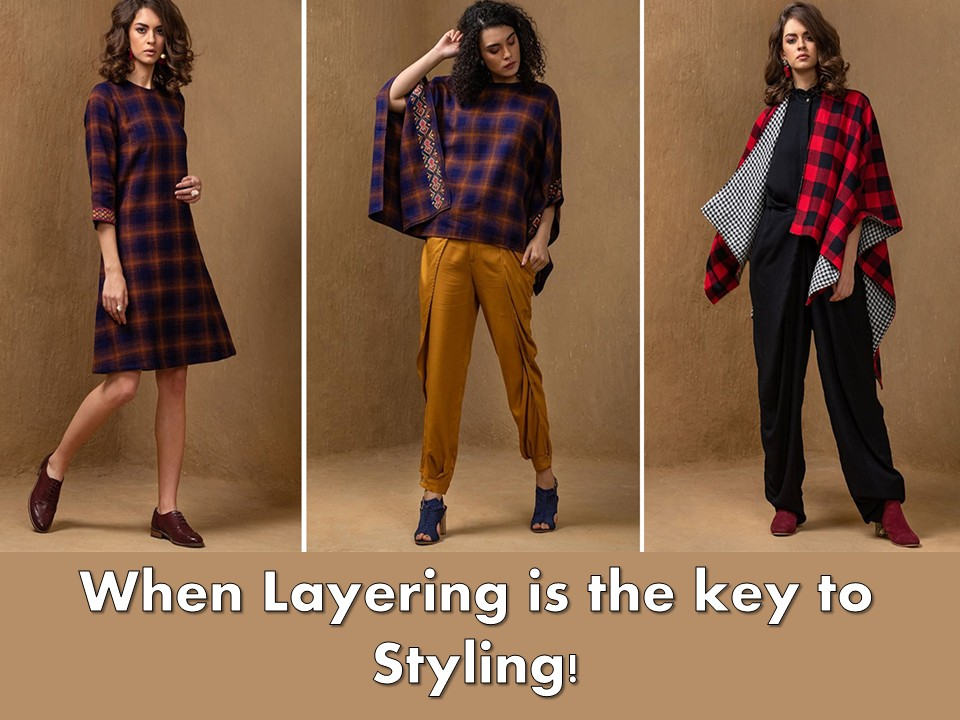 When Layering is the key to Styling!