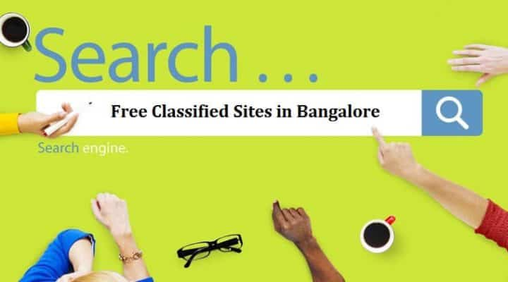 Free Ads Posting Classified Sites in Bangalore
