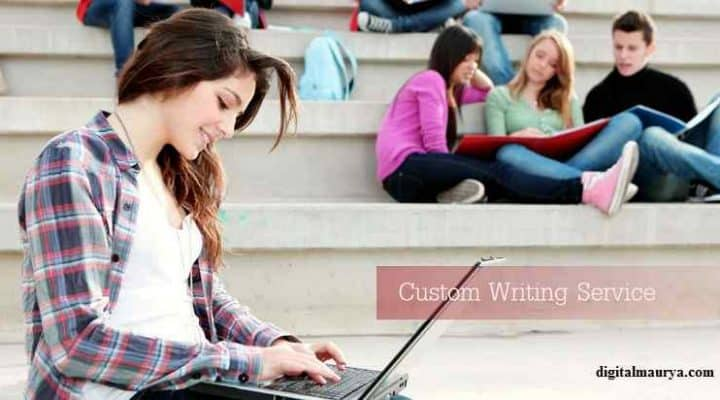 Custom Academic Writing Services For Your Ease