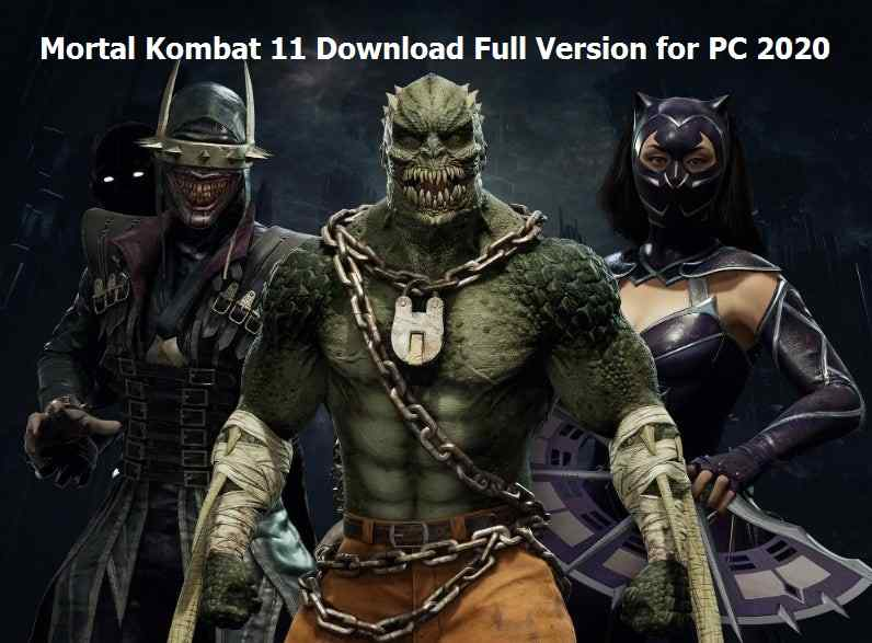 Mortal Kombat 11 Download Full Version for PC 2020
