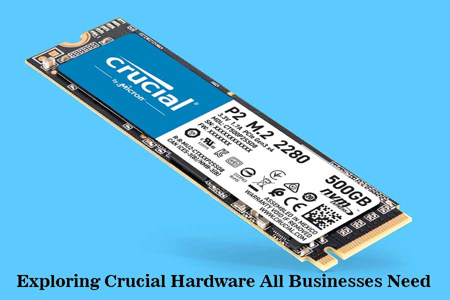 Crucial Hardware Products